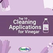 Top Cleaning Applications of Vinegar